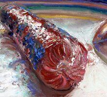 Burnt Weenie by Cameron Hampton