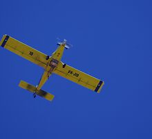 Airtractor water bomber by BigAndRed