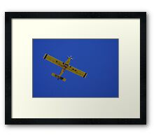 Airtractor water bomber Framed Print