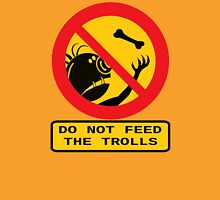 WARNING TROLLS T-Shirt