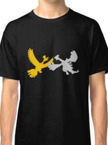 Pokemon - Ho Oh and Lugia Tee Classic T-Shirt