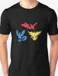 Pokemon Legendary Birds Tee T-Shirt
