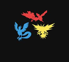 Pokemon Legendary Birds Tee Unisex T-Shirt