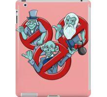 I Ain't Afraid Of No Ghosts iPad Case/Skin