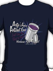 Artie's Amazing Artifact Goo T-Shirt