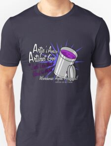 Artie's Amazing Artifact Goo Unisex T-Shirt
