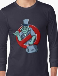 I Ain't Afraid Of No Ghosts - Phineas Long Sleeve T-Shirt