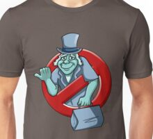 I Ain't Afraid Of No Ghosts - Phineas Unisex T-Shirt