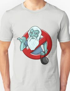I Ain't Afraid Of No Ghosts - Gus Unisex T-Shirt