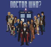 doctor who? by bulingean
