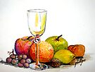 In a Fruity Mood by Jim Phillips