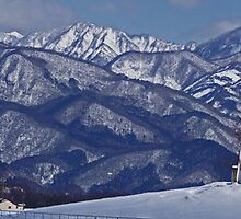 Panorama from Olympic Ski Jump by Chillmimi
