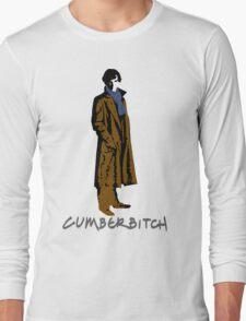 Cumberbitch - oh yeeeeeaaaaah Long Sleeve T-Shirt
