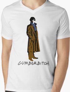Cumberbitch - oh yeeeeeaaaaah Mens V-Neck T-Shirt
