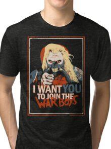 Yo Joe! Tri-blend T-Shirt