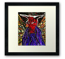Mephisto In Phase Framed Print