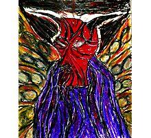 Mephisto In Phase Photographic Print
