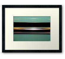 lair Framed Print