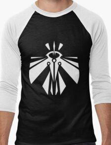 Rank-Up-Magic Revolution force White edition Men's Baseball ¾ T-Shirt