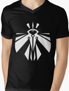 Rank-Up-Magic Revolution force White edition Mens V-Neck T-Shirt
