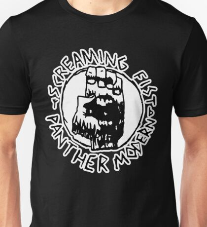 Screaming ZEF Fist Unisex T-Shirt