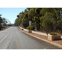 Frankland River Main Street Photographic Print
