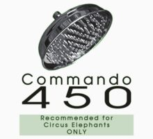 Commando 450 - Recommended for Circus Elephants ONLY by cRx45