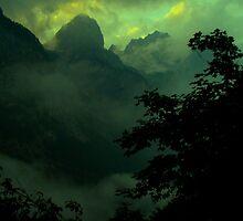 Julian Alps, Dolkowa Spica by DeKaArt