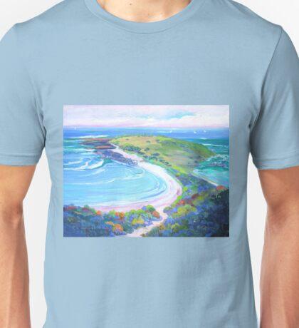 Angourie Headland Unisex T-Shirt