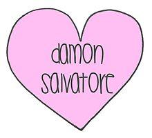 Damon Salvatore, by Devon Rushton