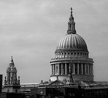 St Pauls London by tunna