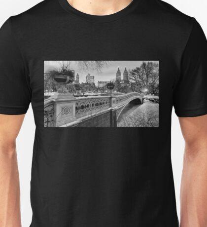 Bow Bridge Night Unisex T-Shirt