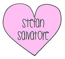 Stefan Salvatore by devon rushton
