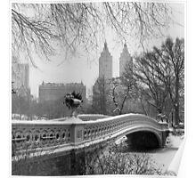 Bow Bridge Daytime Poster