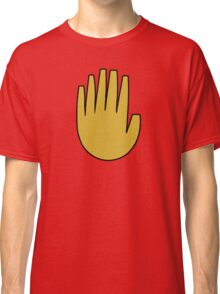 Gravity Falls: The Journal Hand (vector) Classic T-Shirt