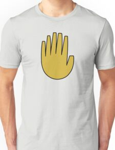 Gravity Falls: The Journal Hand (vector) Unisex T-Shirt