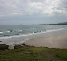 Coastal Beach NSW Australia by Sandy1949