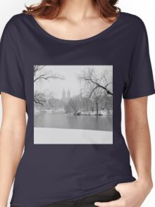 Last Snow Women's Relaxed Fit T-Shirt