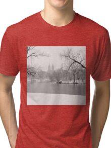 Last Snow Tri-blend T-Shirt