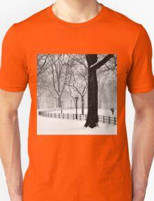 Central Park Walker T-Shirt