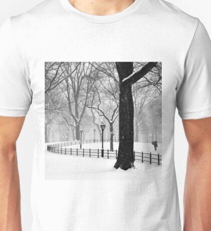 Central Park Walker Unisex T-Shirt