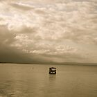Fishing at Port Douglas by closho