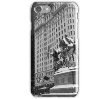 59th Street Penn Plaza iPhone Case/Skin