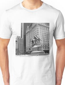 59th Street Penn Plaza Unisex T-Shirt