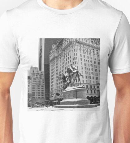 59th Street Penn Plaza Unisex T-Shirt