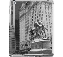 59th Street Penn Plaza iPad Case/Skin
