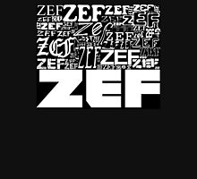 ZEFZEFZEF BLACK Long Sleeve T-Shirt