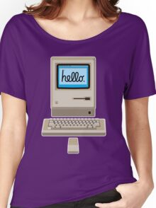 Apple Macintosh 1984 Women's Relaxed Fit T-Shirt