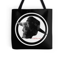 Until the End Tote Bag