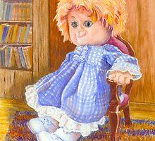 Redheaded Suzie by Pauline Persing